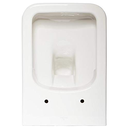 Villeroy & Boch Wand-WC Combi-Pack Architectura PLUS , DirectFlush, Spülrandlos C-plus - 4